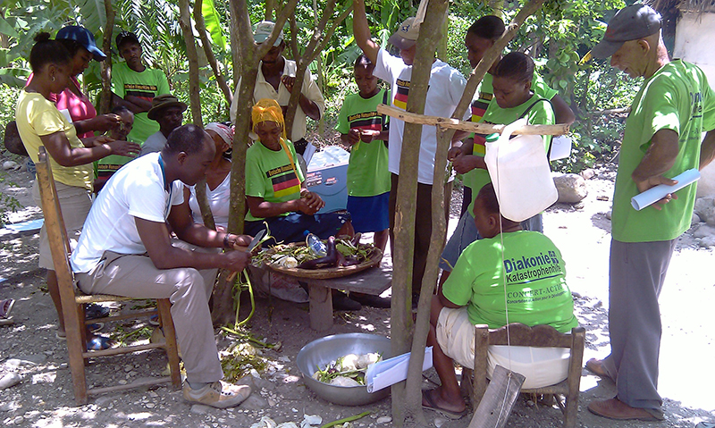 Haiti-Gardening_food-preparation